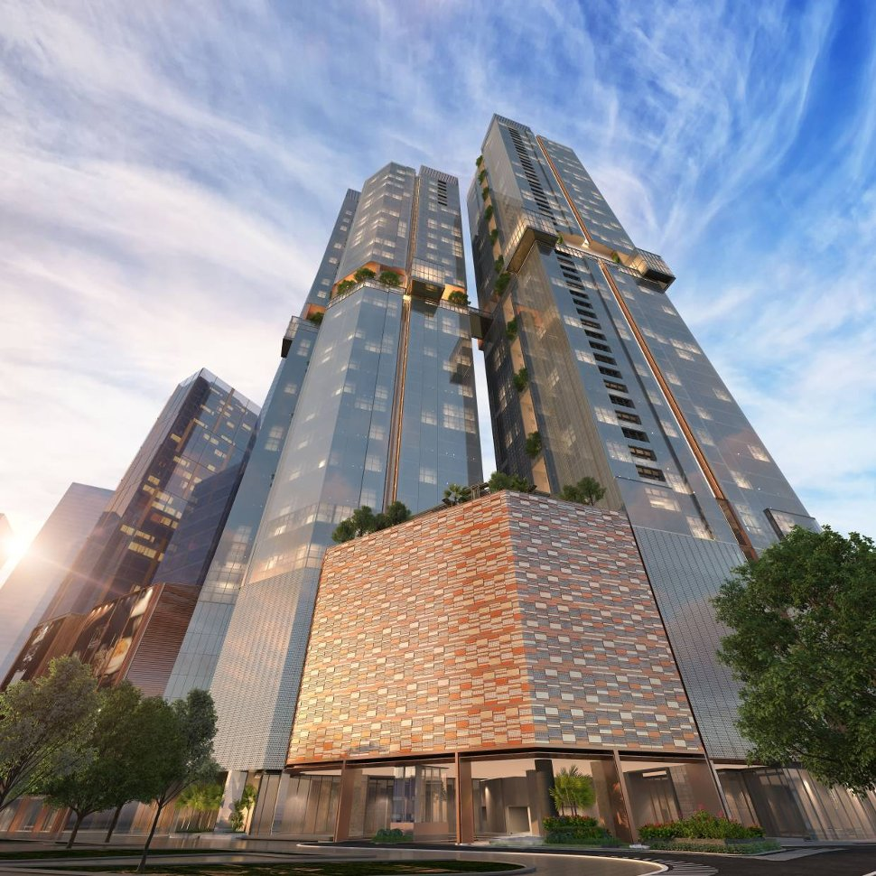 TRX Residences – an exclusive urban residence in the heart of The Exchange TRX